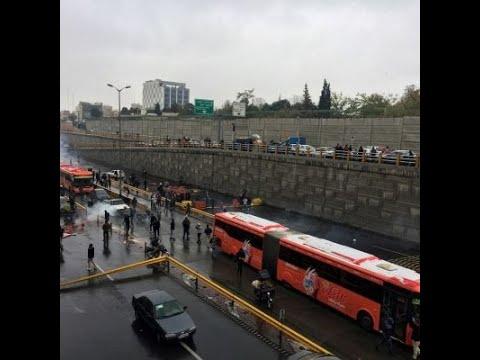 السلطات الإيرانية تقطع الإنترنت في بعض مناطق الاحتجاجات  - 18:01-2019 / 11 / 16