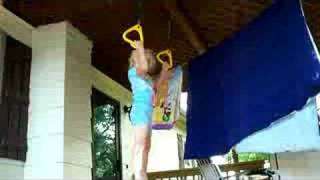 Elizabeth on rings Thumbnail