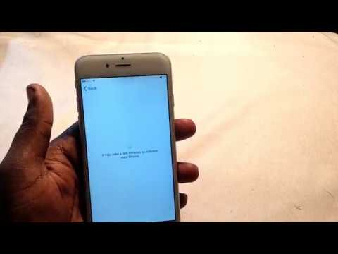 CARRIER LOCKED / SIM NOT SUPPORTED PROBLEM OF IPHONE 5/5C/5S/6/6S/7/8 PERMANENT SOLUTION