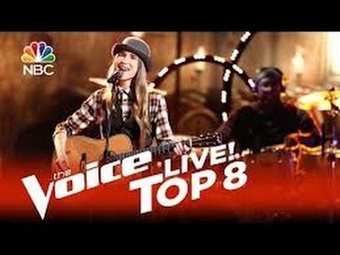 The Voice 2015 Sawyer Fredericks - Top 8: