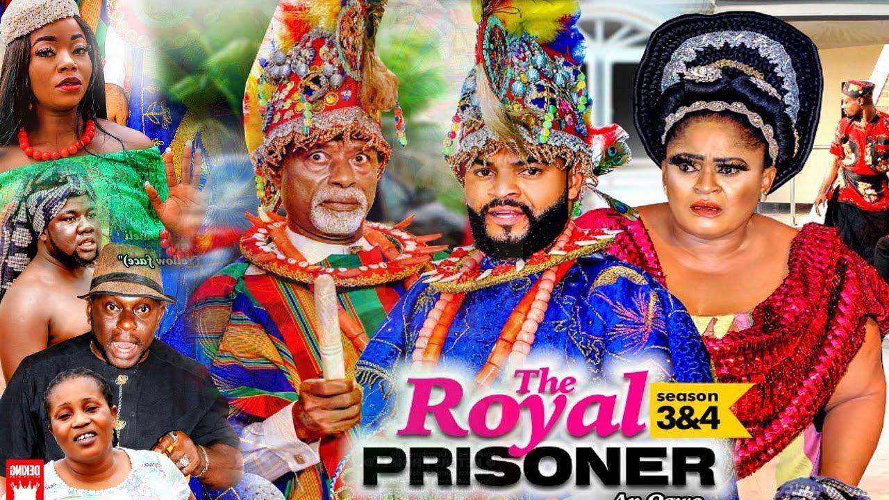 Download ROYAL PRISONER SEASON 4 {NEW HIT MOVIE} -FLASH BOY|2021 LATEST NIGERIAN NOLLYWOOD MOVIE|FIRSTNOLLYTV