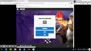 How to Download Fortnite on your Chromebook for free (You can play any other window games on it to.)