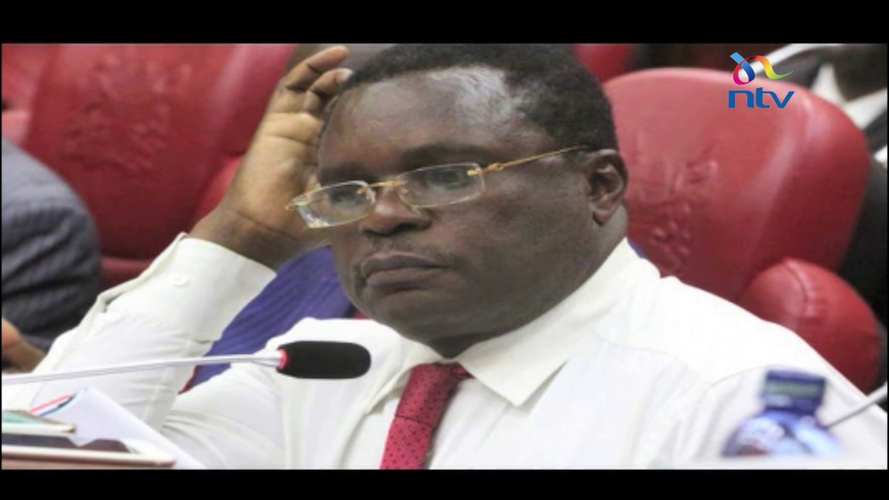 Former Bungoma governor Ken Lusaka elected senate speaker despite opposition