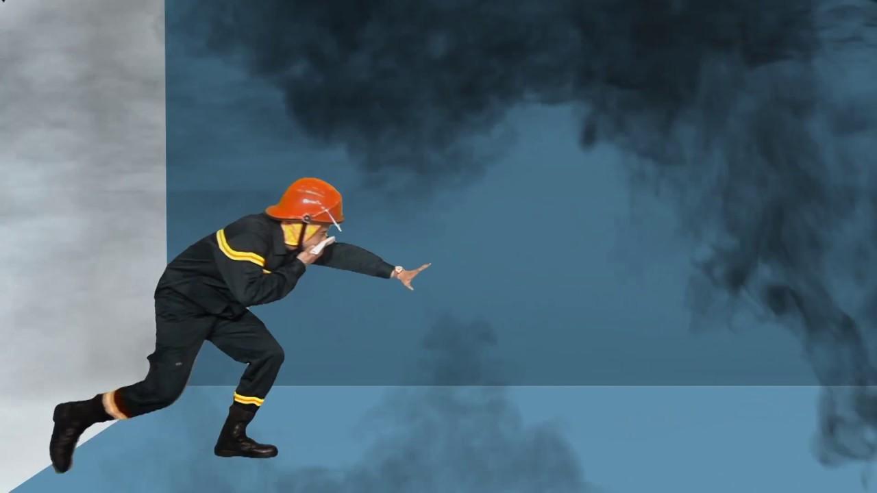 Hướng dẫn Kỹ năng thoát nạn khi có cháy nhà cao tầng