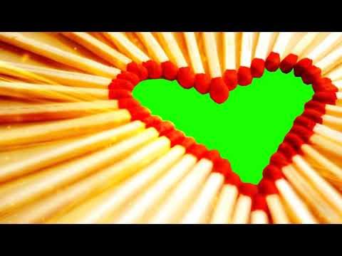 HEART LOVE DIL EFFECT BACKGROUND   MOTION EFFECT   WEDDING BACKGROUND   DMX HD BG 367 thumbnail