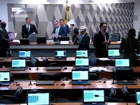 CCJ - Votações - TV Senado ao vivo - 07/03/2018