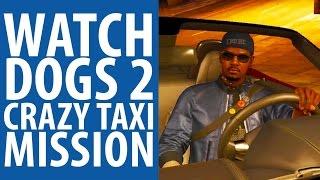 Лудо такси в Watch Dogs 2