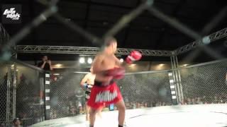 Desafio K1 no Elite Amazon Combat - Ayrton Sena x Rodrigo Souza