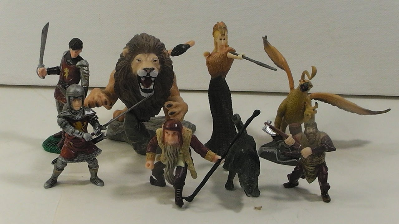 Hasbro Disney Chronicles of Narnia The Lion, Witch and ...