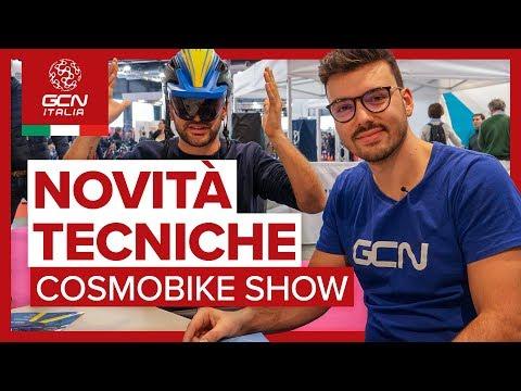 Cosmo Bike Show 2019: le novità tecniche | GCN Italia in fiera