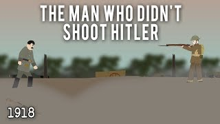 The Man Who Didn't Shoot Hitler (1918)