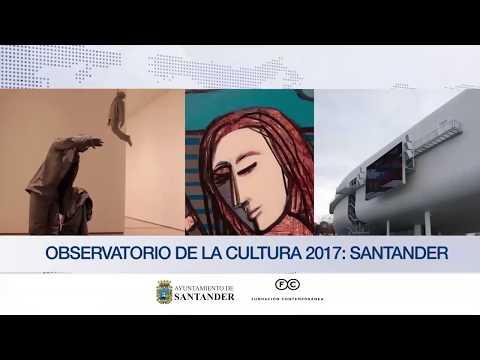 Santander es cultura - Observatorio de la Cultura 2018