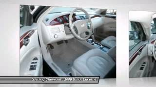 2008 Buick Lucerne Leesburg Tysons Corner Sterling VA P121322