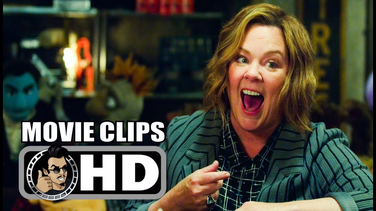 The Happytime Murders All Clips Trailers 2018