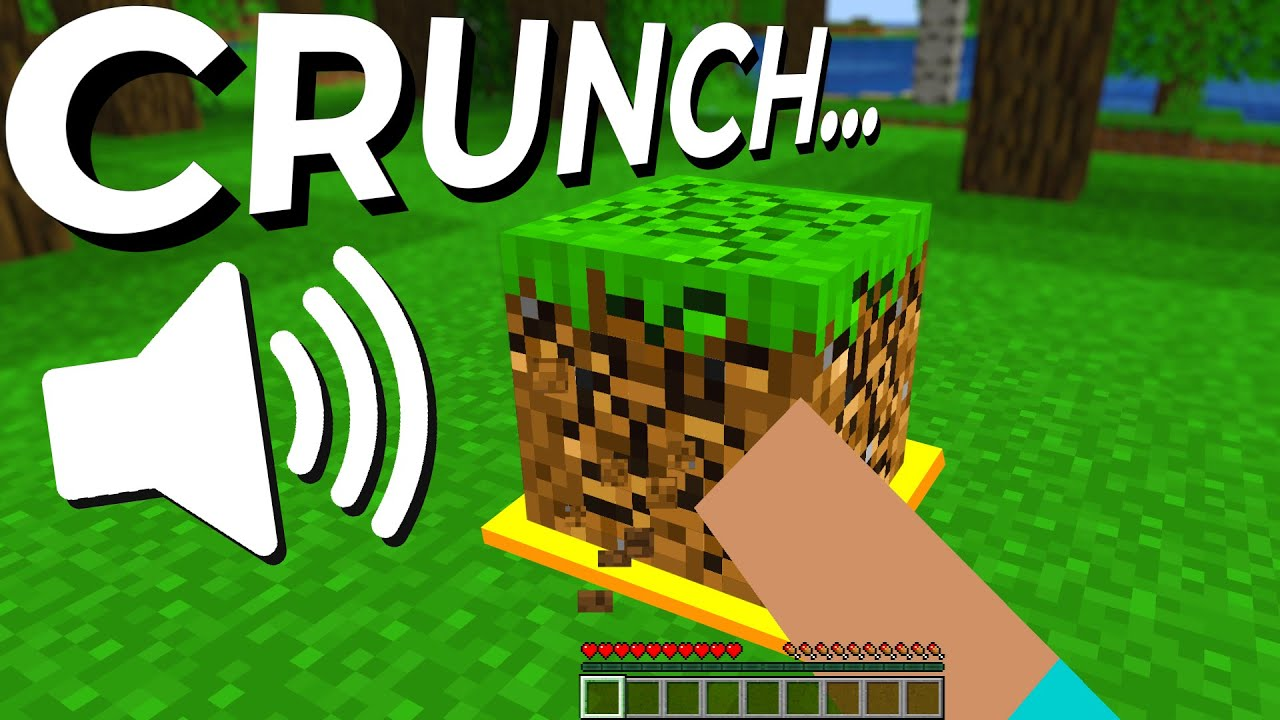 Replacing EVERY Minecraft sound with my VOICE!