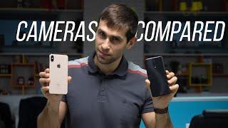 OnePlus 6T vs iPhone XS Max: Camera Comparison