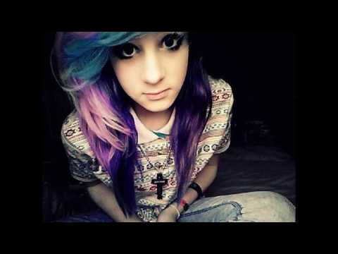 Amazing Emo/Scene hair style  ideas – 2016 :3