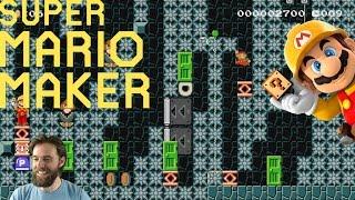 "I WAS ""THIS"" CLOSE! - Contest Winner Levels [#2] | Super Mario Maker"