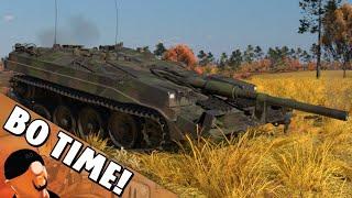 War Thunder - The S-Tank Wiggles!