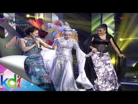 Indonesian Idol Tes Tatata Ala KDI - KDI Meet Idol (7/8)