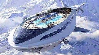 2050 में ऐसे होंगे हवाईजहाज ✅ Future Air-travel | Future Airplanes