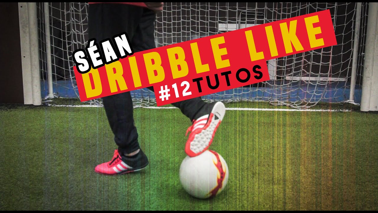 a91d287dd7  12 How to Dribble like me  Football skills   TRIANGLE MOVE  seanfreestyle  Séan Garnier