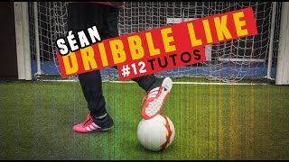 #12 How to Dribble like me /Football skills / TRIANGLE MOVE @seanfreestyle Séan Garnier