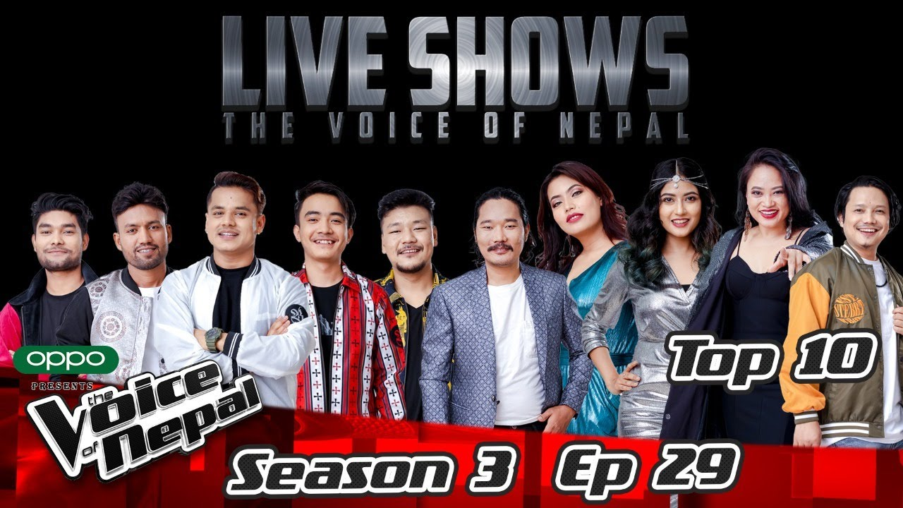 Download The Voice of Nepal Season 3 - 2021 - Episode 29 (LIVE)
