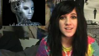 "Tokio Hotel ""Humanoid"" review :P Plus, BlesstheFall"