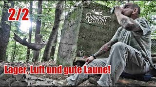 Lager, Luft und gute Laune! - 2/2 - Ruhrpott Outdoor