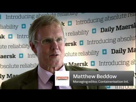 Daily Maersk: Reactions from the launch