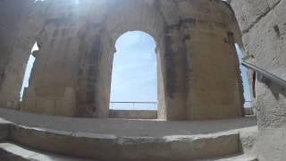 EL DJEM Coliseum - GoPro Hero 4 Black 4K