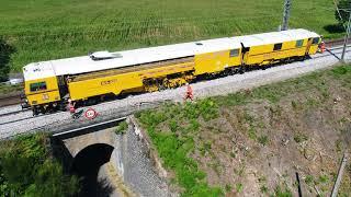 SNCF Réseau - travaux suite rapide Fromental Limoges