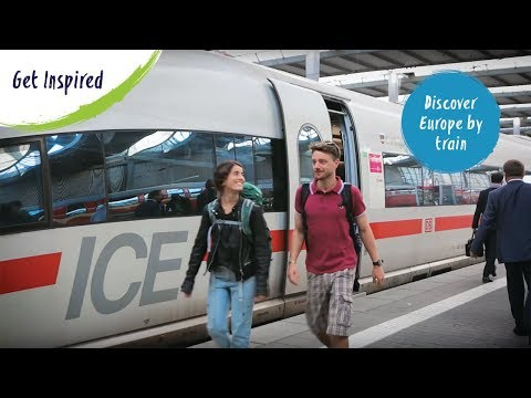 Travel Europe by train with Eurail