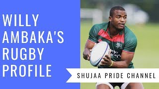 Willy Ambaka Rugby Profile | Highlights | Kenya 7s | Interview | Kenya Harlequins | Handoffs ★ 2018