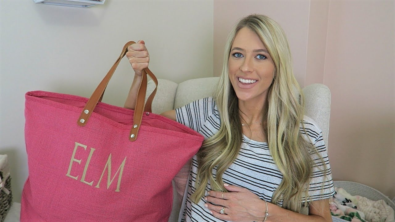 92efe660b WHAT'S IN MY HOSPITAL BAG + BABY'S BAG & SHOPPING FOR IT! | ERICA LEE –  Shopping time