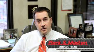 New Car Buying Experience - Beck and Masten Buick GMC