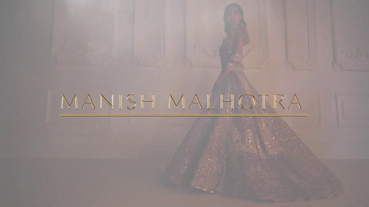 Manish Malhotra | The Luminous World - Tabān | Lehenga IV