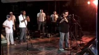 """Rene Lorente con Adalberto Alvarez y su son """"Preguntame como estoy"""", La Habana 2009"""