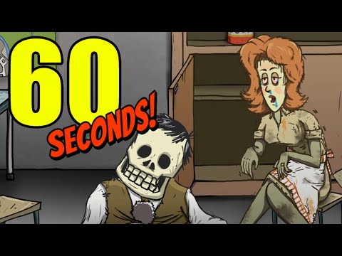 60 seconds vyzhivanieru Игра 60 seconds