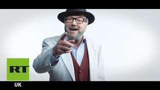 GEORGE GALLOWAY ON JULIAN ASSANGE AND 'MEDIA FREEDOM'