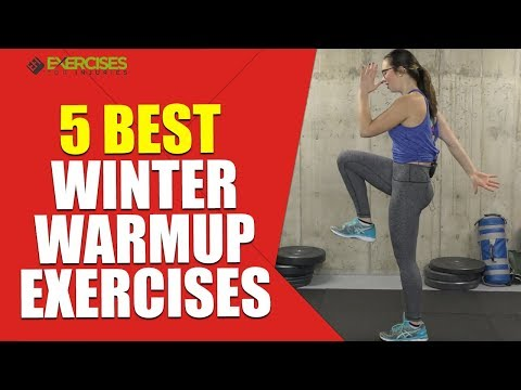 5 Best Winter Warmup Exercises