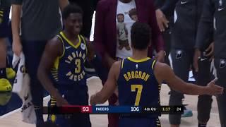 Indiana Pacers vs Chicago Bulls | November 3,2019