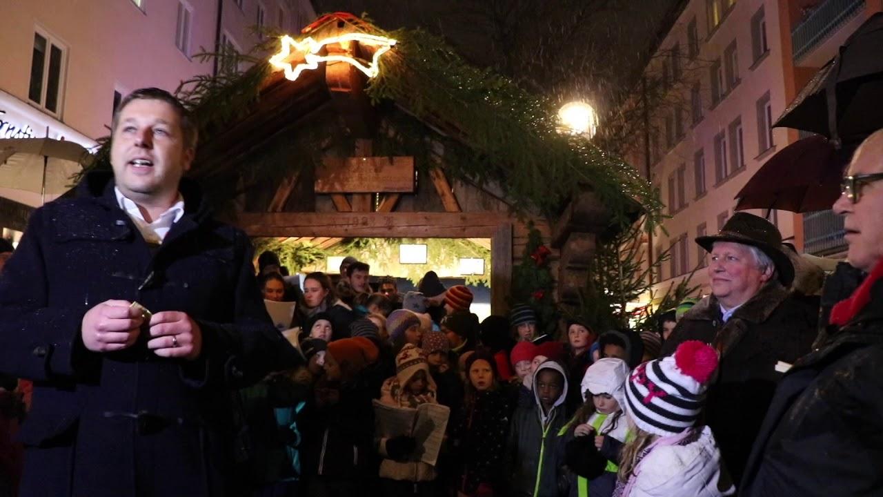 Haidhausen Weihnachtsmarkt.Haidhauser Weihnachtsmarkt 2018 Am Weissenburger Platz Vom 26