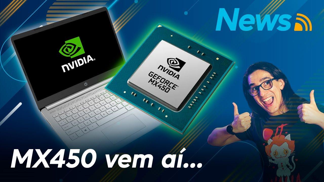 Notebook com GeForce MX450, fim da Toshiba, retorno da Gateway, Legion Slim 7i, Windows 10| QNC NEWS