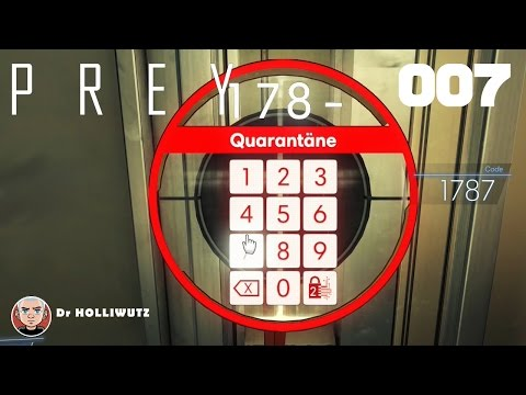 PREY #007 - Die Krankenstation [PS4] Let's play Prey
