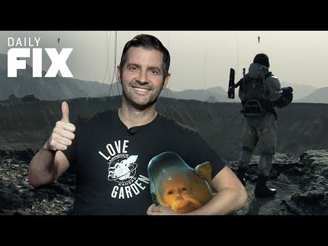 Download Youtube: First Death Stranding Gameplay Details From Kojima - IGN Daily Fix