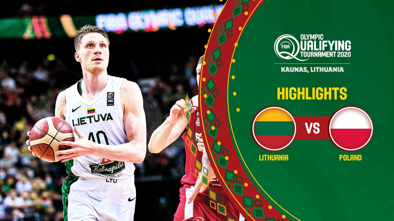 Lithuania - Poland | Semi-Finals | Full Highlights