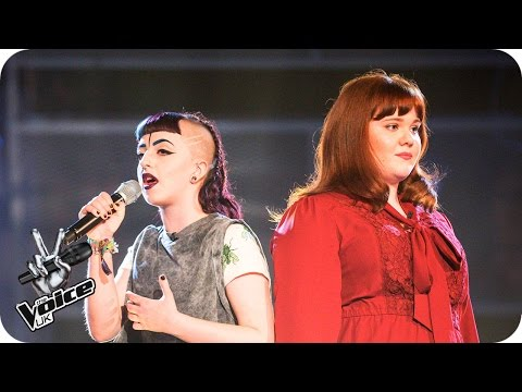 Cody Frost Vs Heather CameronHayes: Battle Performance  The Voice UK 2016  BBC One