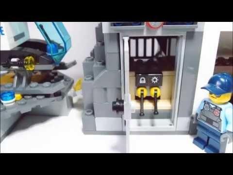 Lego City 60130 :: Hardcore trailer (Stop Motion)